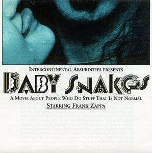 Baby Snakes album cover