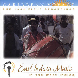 Caribbean Voyage: East Indian Music In The West Indies album cover