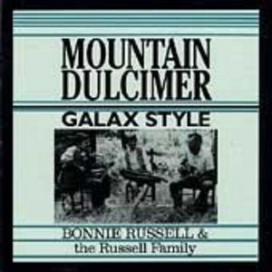 Mountain Dulcimer-Galax Style album cover