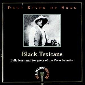 Deep River Of Song: Black Texicans album cover