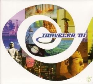 Traveler '01 album cover