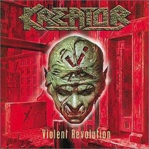 Violent Revolution album cover