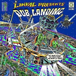 Linval Presents: Dub Landing, Vol. 1 album cover