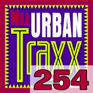 ERG Music: Nu Urban Traxx, Vol. 254 (November 2018) album cover