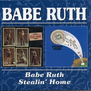 Babe Ruth~ Stealin' Home album cover