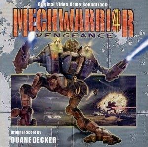 MechWarrior 4: Vengeance (Original Video Game Soundtrack) album cover