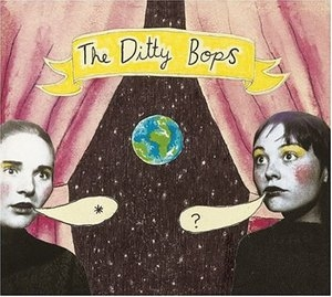 The Ditty Bops album cover