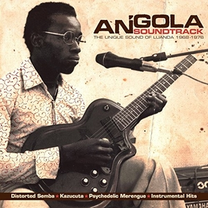 Angola Soundtrack album cover