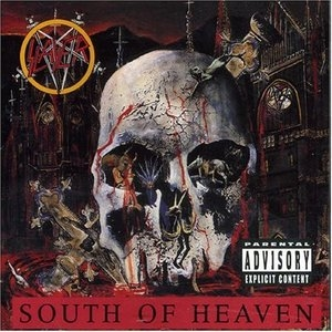 South Of Heaven album cover