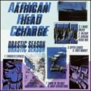 Drastic Season album cover