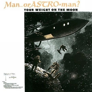 Your Weight On The Moon (EP) album cover