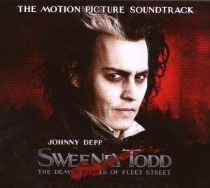 Sweeney Todd: The Motion Picture Soundtrack (Deluxe, Complete Edition) album cover