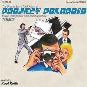 Project Polaroid album cover