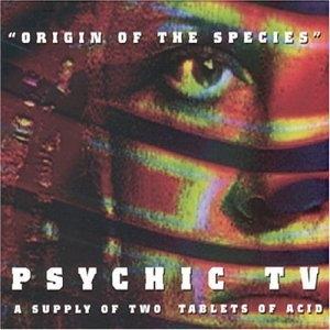Origin Of The Species album cover