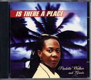 Is There A Place album cover