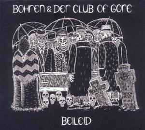 Beileid album cover
