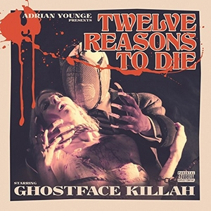 Twelve Reasons To Die album cover