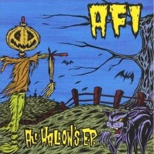 All Hallow's E.P. album cover