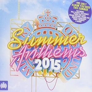 Ministry Of Sound Summer Anthems 2015 album cover