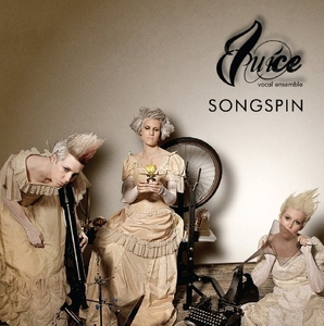 Songspin album cover