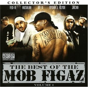 The Best Of The Mob Figaz, Vol.1 album cover