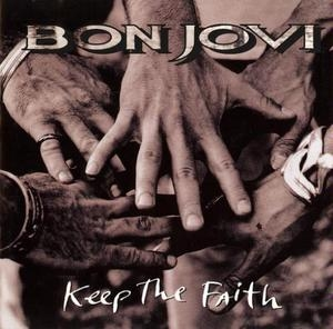 Keep The Faith album cover