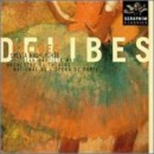 Delibes: Sylvia (Highlights) album cover