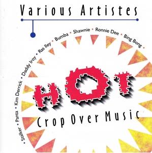 Hot Crop Over Music album cover