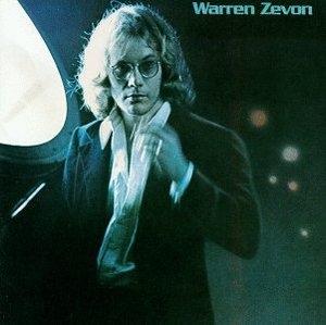 Warren Zevon album cover