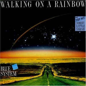 Walking On A Rainbow album cover