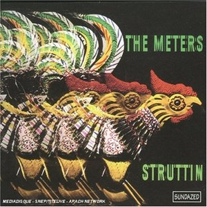 Struttin' album cover