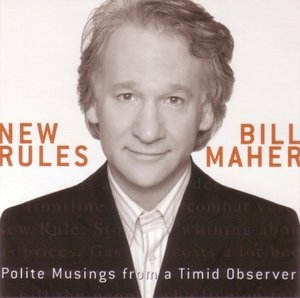 New Rules: Polite Musings From A Timid Observer album cover