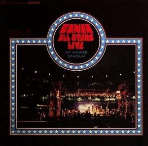 Live At Yankee Stadium, Vol. 2 album cover