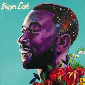 Bigger Love album cover