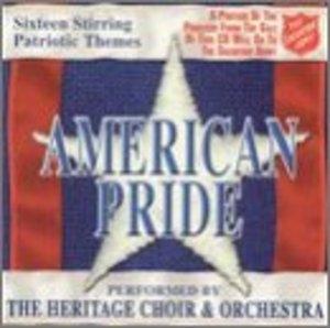American Pride: Sixteen Stirring Patriotic Themes album cover