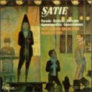 Satie: Parade, Relâche, Mercure, Gymnopédies, Gnossiennes album cover