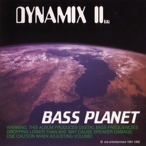 Bass Planet album cover