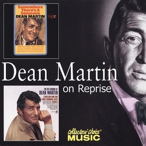 Somewhere There's A Someone~ The Hit Sound Of Dean Martin album cover