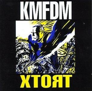 XTORT album cover