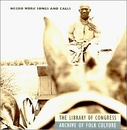 Negro Work Songs & Calls album cover