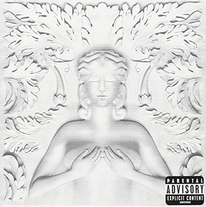 Kanye West Presents GOOD Music: Cruel Summer album cover