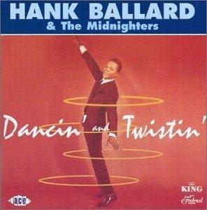 Dancin' And Twistin' album cover