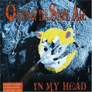In My Head (Single) album cover