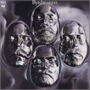 Byrdmaniax (Exp) album cover