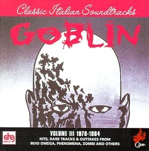 Goblin, Volume III 1978-1984 album cover