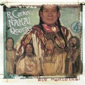 Big Medicine album cover