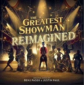 The Greatest Showman: Reimagined album cover