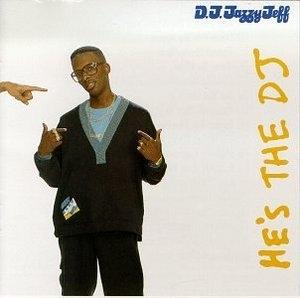 He's The DJ I'm The Rapper album cover