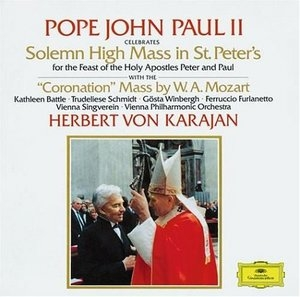 Pope John Paul II Celebrates Solemn High Mass In St. Peters album cover