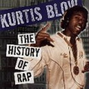 Kurtis Blow Presents The History Of Rap Vol.2: The Birth Of The Rap Record album cover